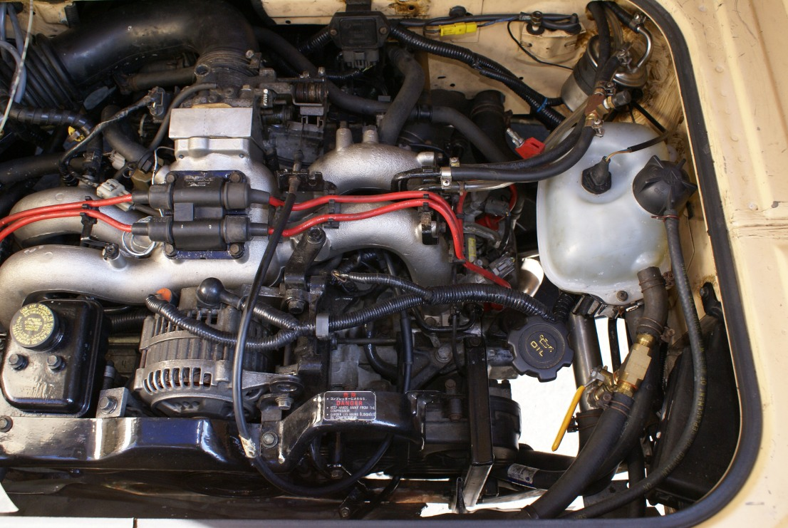 This is what my engine bay looks like with this Concept 5 cooling system.