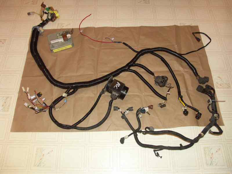 JW complete harness wrapped sm wiring subaru standalone wiring harness at soozxer.org